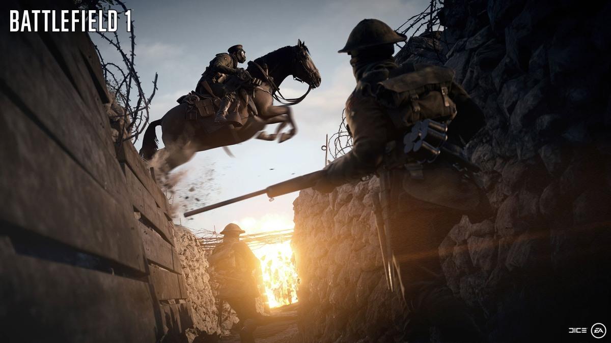Gedanken zu Battlefield 1(Teil2)