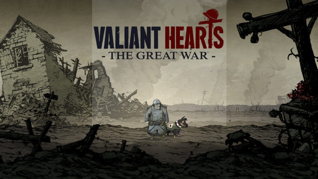 Die kleine Perle: Valiant Hearts – The Great War –
