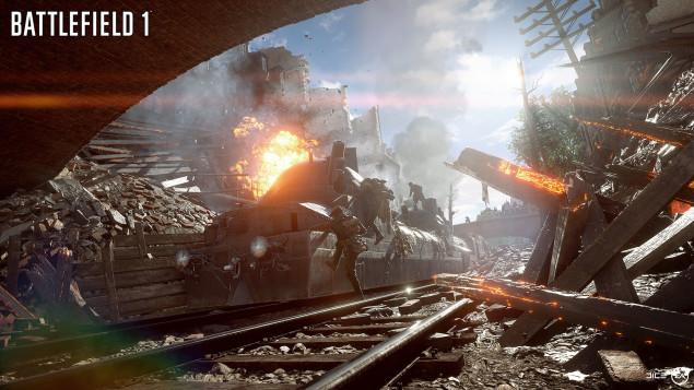 Mini-Pressespiegel zu Battlefield 1 (23.10.2016) – verpufftesPotenzial?