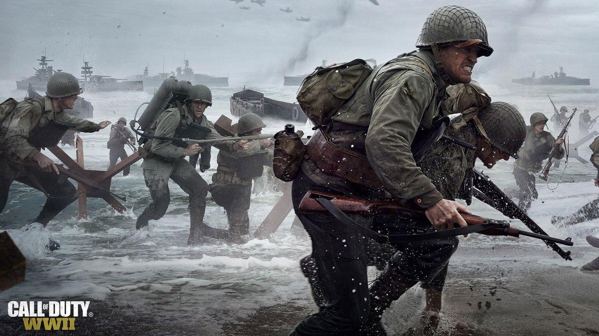 Kritik: Call of Duty: WWII – Der Soldat James Ryan und die kurze Lehrstunde über denHolocaust